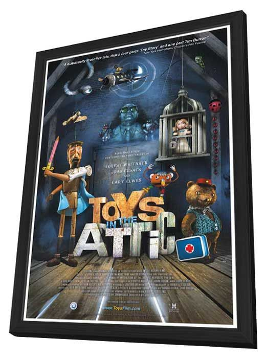 Toys in the Attic 27x40 Framed Movie Poster (2012)