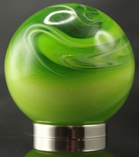 Beautiful Green Friendship Balls available at www.threemadfish.com