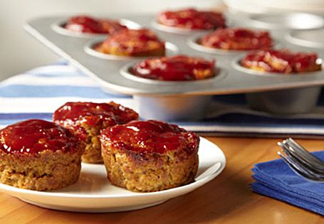 Turkey Meatloaf Cups