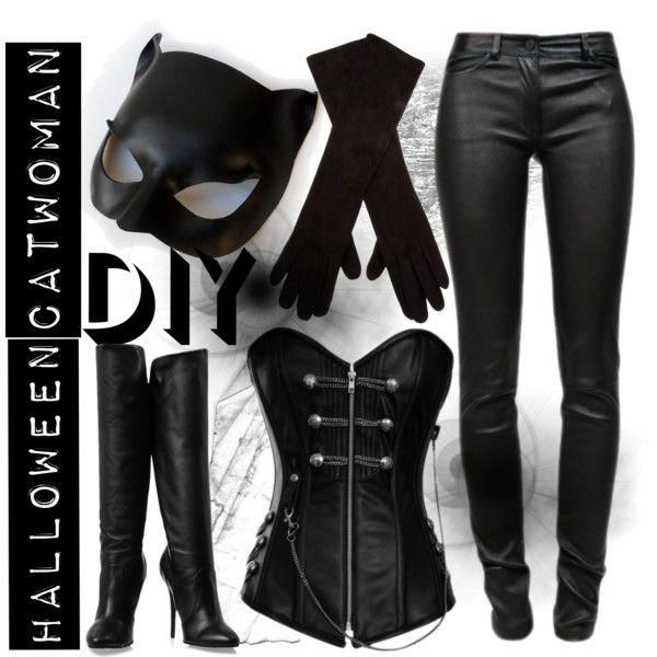 Halloween Makeup Catwoman