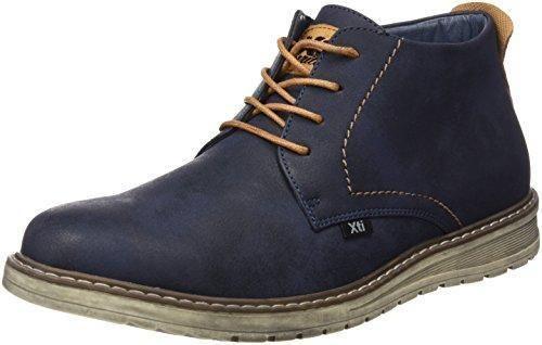 Oferta: 46.95€. Comprar Ofertas de XTI Botin Cro C, Zapatos de Cordones Derby Para Hombre, Azul (Navy), 42 EU barato. ¡Mira las ofertas!