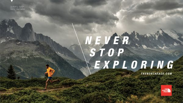 The North Face :: Brand Campaign on Behance