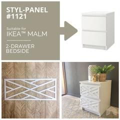 Save thousands on designer furniture by transforming flat-pack furniture into he…