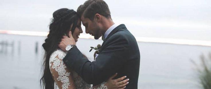 Christina & Mike || Wedding Highlight Video on Vimeo  Shutter and Sound Films Kent Island Maryland  Chesapeake Bay  #IfYoureABergImABerg #ShutterandSoundFilms #WeddingVideo