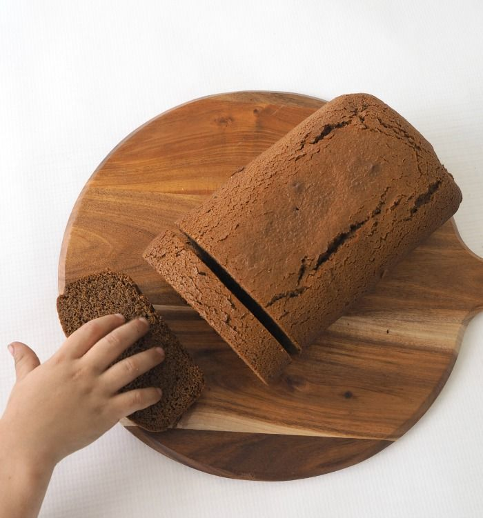 Easy Thermomix Gingerbread Loaf