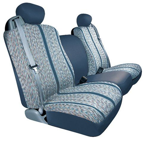 Saddleman Custom Made Front Bench Backrest Seat Cover Saddle Blanket Fabric Blue Continue To The Product At Image Link It Is An Affiliate And