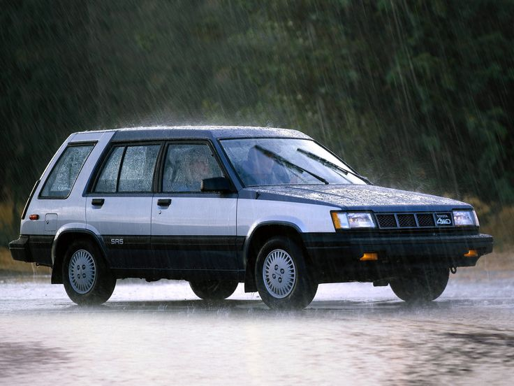 toyota tercel sr5 4wd wagon for sale | Toyota Tercel 4WD Wagon SR5 '1987–88