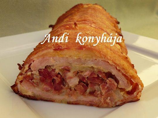 Andi konyhája - Sütemény és ételreceptek képekkel - G-Portál  Karajba zárt csülök