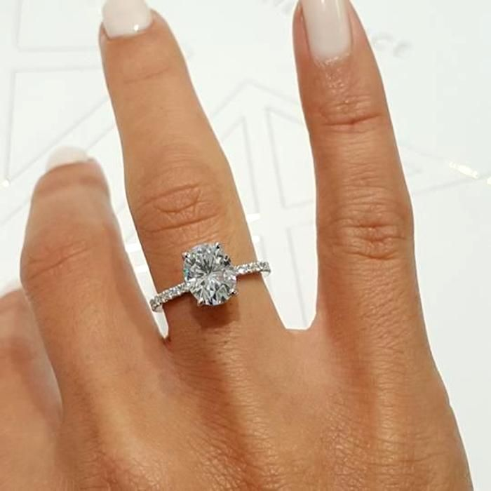 12 Easy Oval Engagement Rings Ideas L Rings Are Also A Rare Kind Of Ring But W In 2020 White Gold Engagement Rings Set Rose Engagement Ring Vintage Engagement Rings