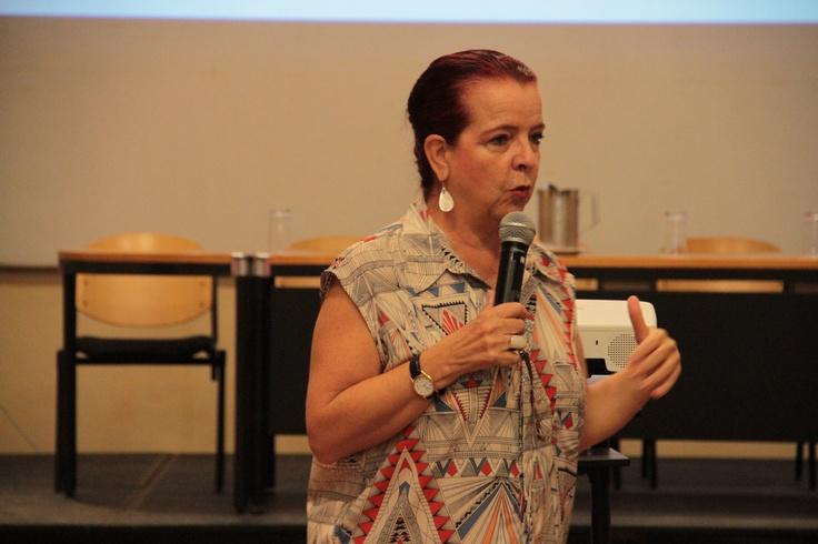 Lucía Gómez y la importancia de la lectura para la vida