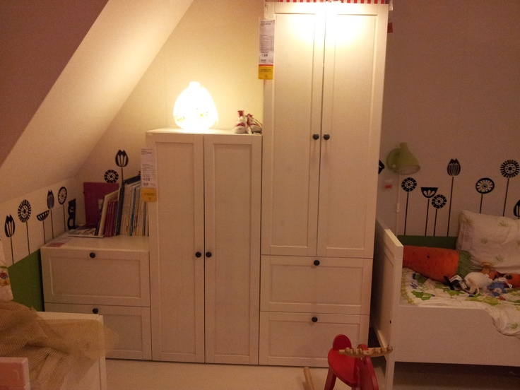 Stuva Storage Ikea - for the play area in living room under the stairs