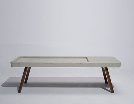 Amy Markanda Studio, Concrete Coffee Table