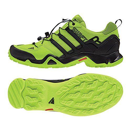 adidas Performance Herren Multifunktionsschuhe grün 44 - http://on-line-kaufen.de/adidas/44-eu-adidas-herren-trekkingschuhe-terrex-swift-r