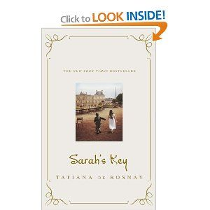 GREAT read:  Sarah's Key: Worth Reading, Sarah Keys, Of Rosnay, Tatiana, Book Worth, Book Clubs, Good Book, Historical Fiction, Special Gifts