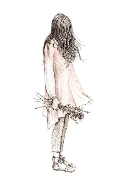 Beautiful illustrations by Brett Manning (brettisagirl.com)