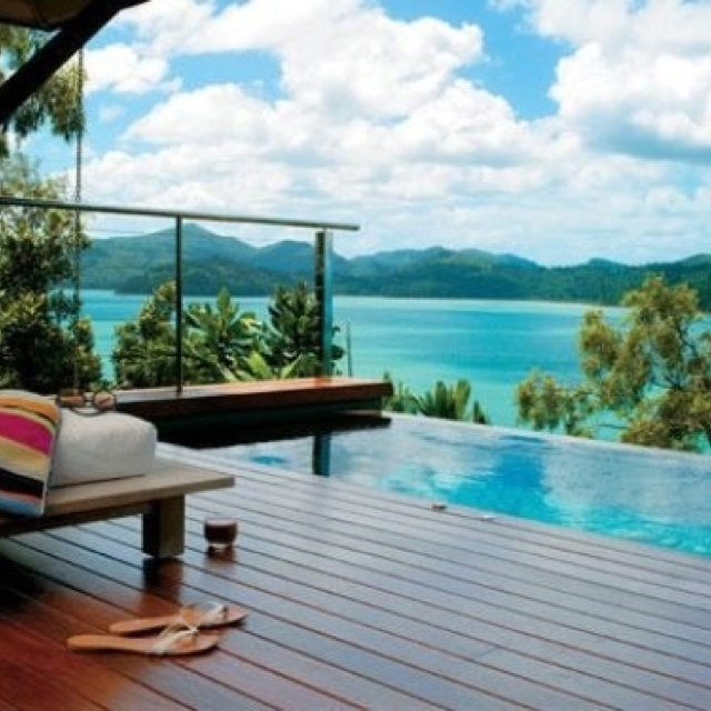 Ahhhhh!Beach House, Favorite Places, Great Barrier Reef, Hamilton Islands, Resorts, Peace Places, Australia, Travel, Plunge Pools