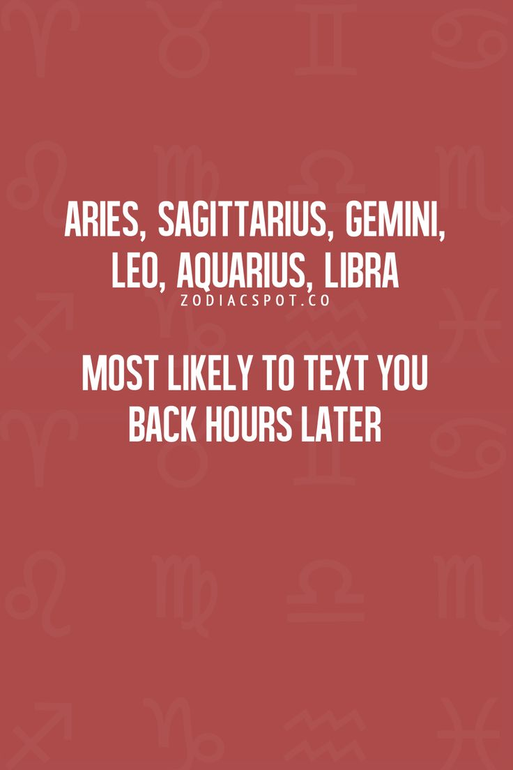 Often, yes. Or sometimes, we miss your text and get back to you right after you need the help...