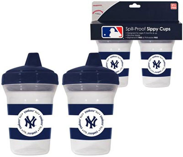 http://www.infanteducationaltoys.com/category/sippy-cup/ New York Yankees Sippy Cup 2 Pack