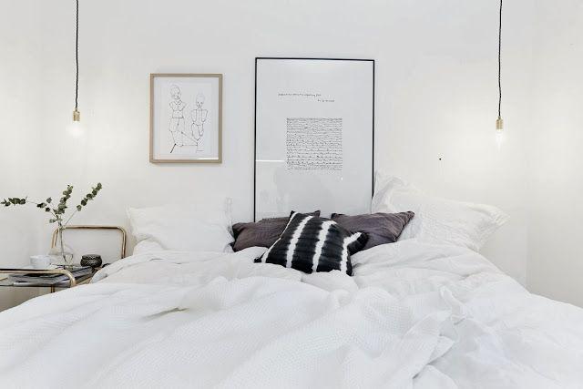The beautiful apartment of a Swedish interior designer
