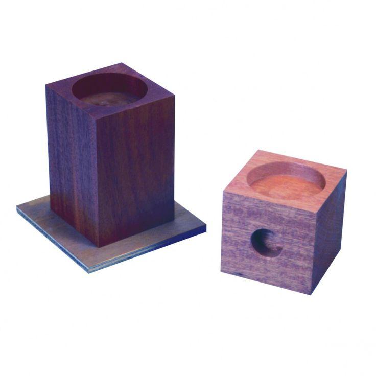 Houten verhogers (10 cm.)