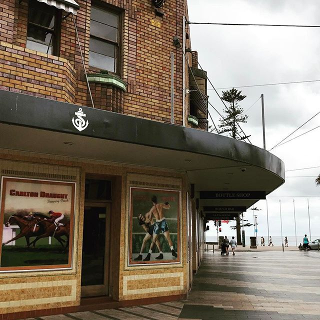 IT'S a landmark site on the Manly beachfront on which a hotel has stood since 1859 — but the hotel has changed totally in that time.  According to Manly local studies librarian John MacRitchie, the first Hotel Steyne was built in 1859 by Manly's founder,
