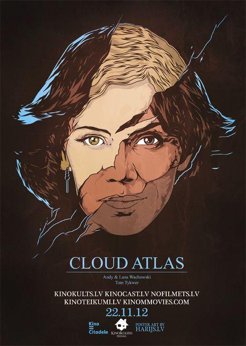 Cloud Atlas [Andy & Lana Wachowski, 2012] «Movie Posters Author: Harijs Grundmanis»