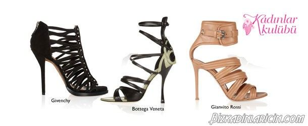 Son Trend Bilekten Bağlamalı Ayakkabılar - http://www.bizkadinlaricin.com/son-trend-bilekten-baglamali-ayakkabilar.html  Ayakkabılar çoğu kadının vazgeçemediği aksesuarlardandır. En şık bilekten bağlamalı ayakkabılar 2016 resim galerimizde bu modele ait birbirinden güzel ayakkabılara yer verdik. Ayağınızı tam olarak kavrayan bilekten bağlı ayakkabılar sayesinde yürürken zorlanmayacak, zarif ayak bileğinizi vurgulamış olacaksınız.