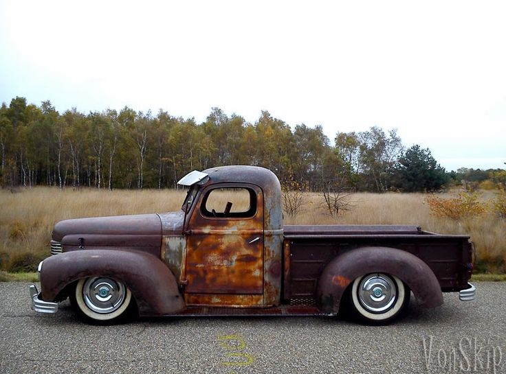 International Rat Rod Truck