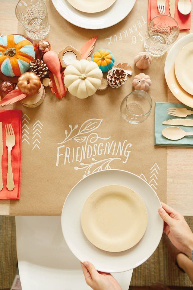 Thanksgiving entertaining ideas adults