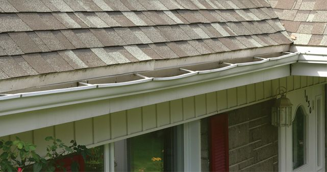 37 Best Images About Gutters And Leaf Guards Goutti 232 Res