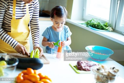 Stock Photo : Cooking