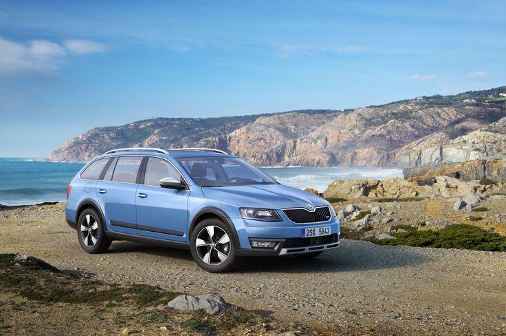 Skoda Octavia Scout Modellbeschreibung Neuigkeiten rund um SUVs