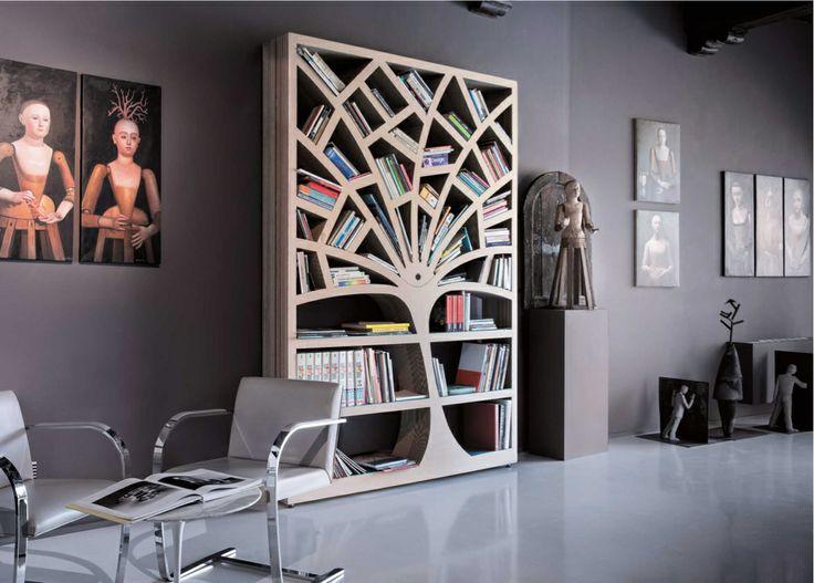Jolie réalisation : un meuble en carton ondulé !
