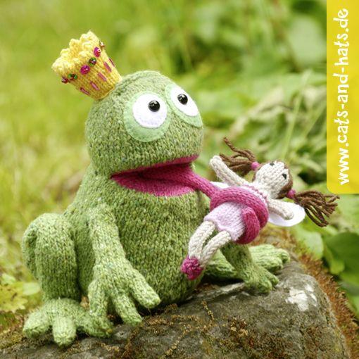 Au weia: Rodolfo, der kurzsichtige Frosch, hat aus Versehen die Prinzessin gefressen. Nun muss er auf ewig auf Erlösung warten. Dumm gelaufen.