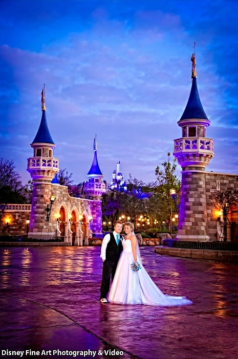 Disney wedding - Beauty and the Beast Castle!!! In love <3