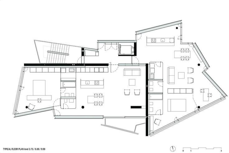 Image 40 of 50 from gallery of Casa Pico Building / SPBR Arquitetos + Baserga Mozzetti Architetti. Plan