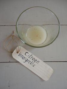 citroen vinaigrette