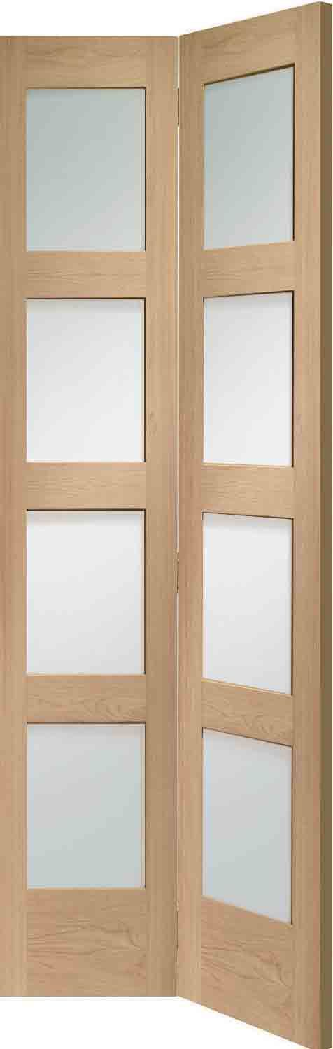 Classic Oak Interior Doors   Buy Bifold And Use As Separate