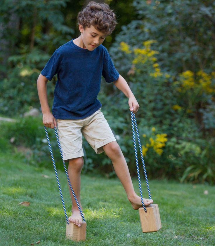 Playing - Walking Blocks - Nova Natural Toys + Crafts