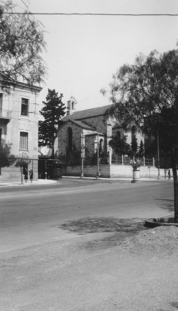 Athens, late 1930s - early 1940s