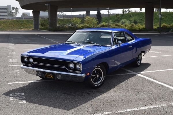 1970 Plymouth Road Runner 1970 Plymouth Roadrunner Matching Numbers