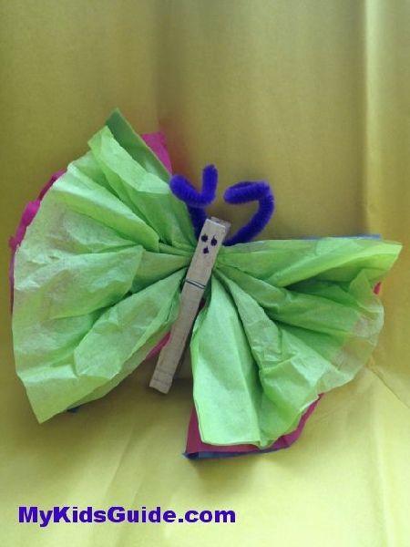 أفكار مشغولات يدوية سهلة بالصور kids crafts ideas
