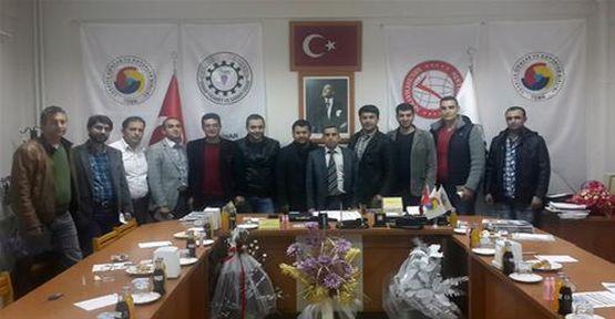 Genç İş Adamları, Dinar'da toplandı