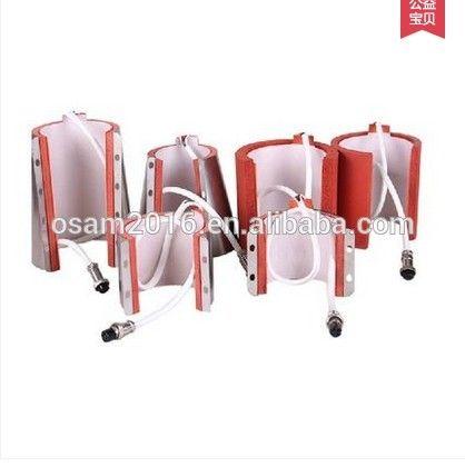 mug Heat Transfer Printing Machine Ceramic cup mat accessories Heating pad
