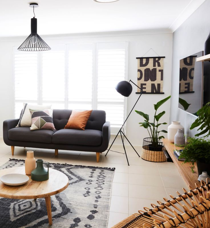 From Bleak To Warehouse Chic Industrial Living RoomsLiving Room MakeoversBetter Homes And GardensHome