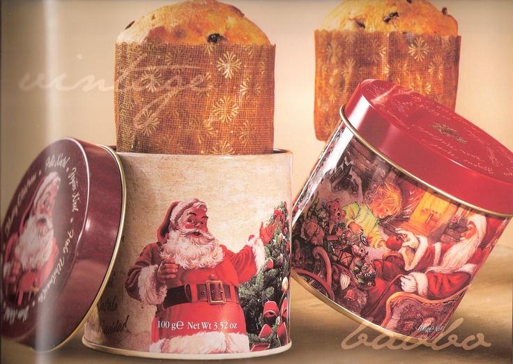 Borsari Noel mini panettoncino