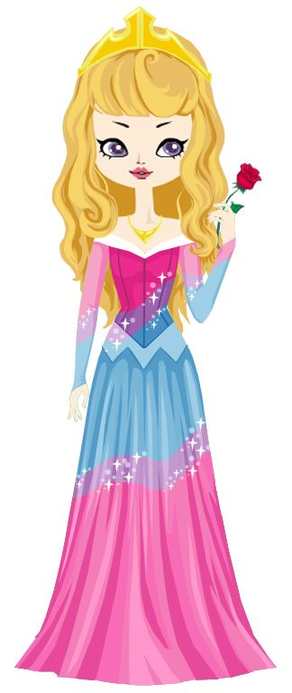 Princess Aurora by marasop.deviantart.com