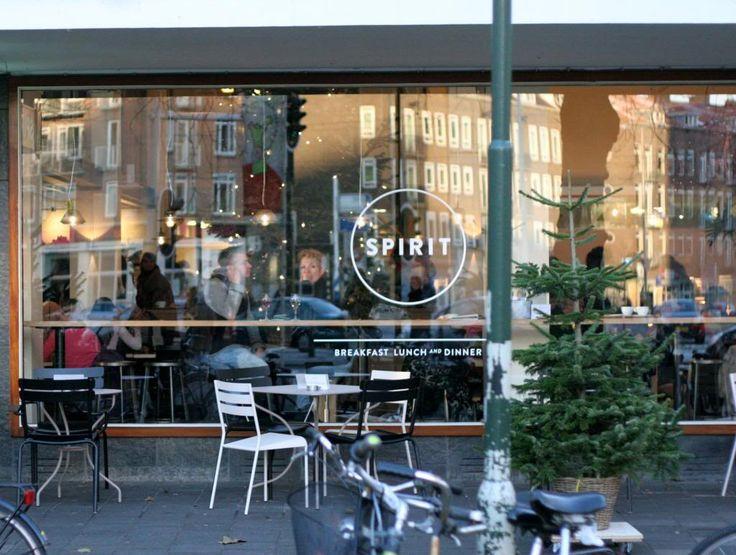 Spirit Rotterdam - vegetarisch restaurant