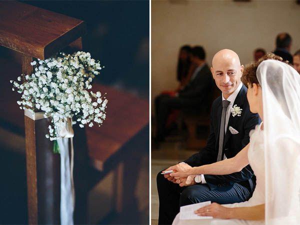 Un matrimonio country chic nei colli del Prosecco: Cristina e Giovanni
