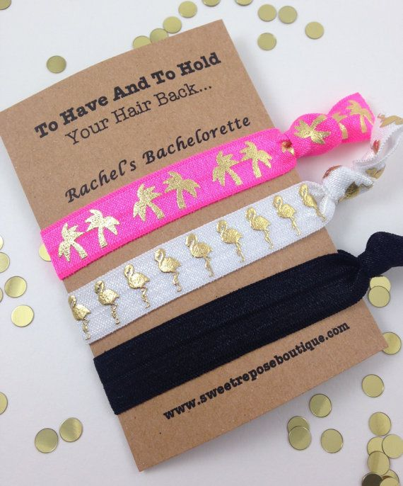 Bachelorette party ideas personalized by SweetReposeBoutique